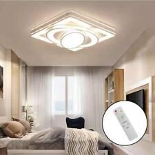 LED Deckenleuchte Dimmbar Deckenlampe 48W Wohnzimmer Badleuchte Küchen Lampe