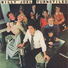 BILLY JOEL - TURNSTILES (1987 CD HOLLAND)