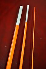 Bloke XLSG Fibreglass fly rod blank 7' 3-piece 3wt. Hot 0range