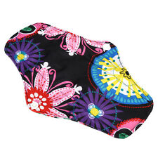 34types S-xl Reusable Bamboo Cloth Washable Menstrual Pad Mama Sanitary Wet Bag L-30*23cm #4