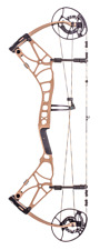 Bear Archery Moment Right Hand Compound Bow Coyote Brown 60# Model