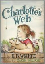 Charlotte's Web by E. B. White (1974, Paperback, Large Type)