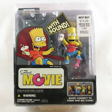 Simpsons McFarlane Toys Movie Bart - worn packaging
