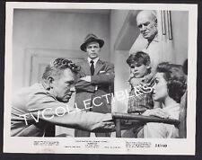 Photo~ SUDDENLY ~1954 ~Sterling Hayden~Frank Sinatra~Nancy Gates~Kim Charney~CS