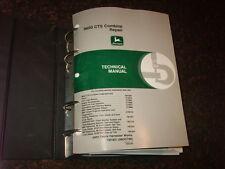 Laverda combinar M112 M132 M152 Servicio Manual De Taller