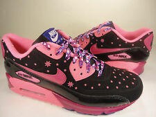 new product f9d83 18379 Womens Nike Air Max 90 LE DB Black Digital Pink Doernbecher SZ 10 (578101-