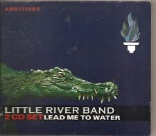 LITTLE RIVER BAND Lead Me To The Water 2 CD SET SLD