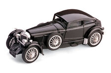BRUMM 1:43 AUTO DIE CAST BENTLEY SPEED SIX BLUE TRAIN MATCH 1928  ART R185
