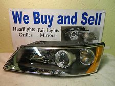 HYUNDAI SONATA 2006-2008 LEFT/DRIVER SIDE HALOGEN OEM HEADLIGHT