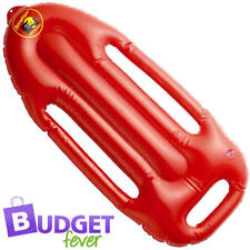 Baywatch Inflatable Float Adults Fancy Dress 90s Lifeguard Costume Accessory
