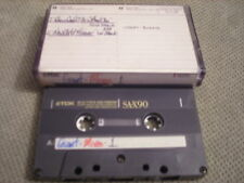 RARE PROMO Giant DEMO CASSETTE TAPE Mixes 1 Time To Burn WHITE HEART hard rock !