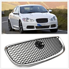 Front Bumper Grille Grill For Jaguar X250 XF XFR XFRS 2008 2009 2010 2011