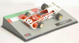 MU161 Modellino auto da corsa F1 1/43 1972 FERRARI 312 B2 #5 Jacky Ickx