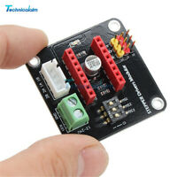 DRV8825/A4988 42 CH Stepper Motor Driver Expansion Board For UNO R3 3D Printer