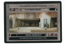 Tatooine: Docking Bay 94 - Star Wars Collectible Card Game - Empire - Decipher.