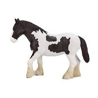 Mojo CLYDESDALE HORSE toys model figure kids girls plastic animal farm figurine