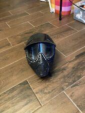 paintball helmet mask
