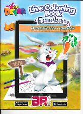 """""""Farmsberry"""" By Devar Kids. 3D. Live Colouring Book. Augmented Reality."""