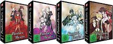 Pandora Hearts - Box 1-4 - Episoden 1-25 - DVD - NEU