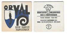 218a Orval rv 1ére Bourse Brassicole Des 3 Frontiéres Arlon 2014
