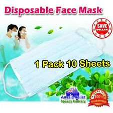 1pack 10pc Ear loops Disposable Ant Dust Face Masks Surgical Medical Nail Dental