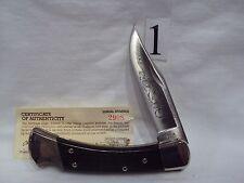 HARLEY DAVIDSON NOS COLLECTIBLE 1993 FOUNDERS KNIFE V