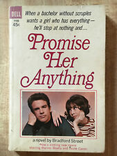 Bradford Street PROMISE HER ANYTHING Warren Beatty Leslie Caron 1st 1966 Photos!