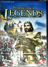 ** Stronghold : Legends ** PC DVD GAME ** Brand new Sealed 2K **