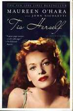 Maureen O'Hara Autobiography Tis Herself Softcover Great Photos Inside #H6126