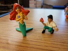 Vintage McDonalds Happy Meal Toys - Little Mermaid