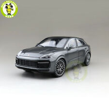 1/18 Norev Porsche CAYENNE Turbo 2019 Diecast Model Toys Car Gifts Gray
