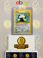 Snorlax 11/64 LP Lightly Played Jungle Set Holofoil Rare Holo Pokemon Card