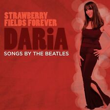 NEW UNSEALED Strawberry Fields Forever Songs by the Beatles Daria CD JZ1240