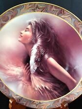 """""""The Promise"""" Ltd. ed. collectors' plate first issue Native Beauty"""