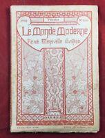 Colonie pénitentiaire d'enfants d'Aniane 1905 Hérault Les Douaires Gaillon