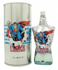 JEAN PAUL GAULTIER LE MALE EAU FRAICHE EAU DE TOILETTE 125ML - SUPERMAN EDITION