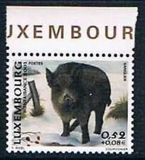 Luxembourg 2001 Mi N°1555 Mnh**  Animals