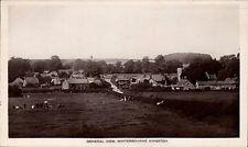 Winterbourne Kingston near Bere Regis & Blandford. General View.