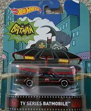 2016 Hot Wheels Retro Entertainment A Case Batman Classic TV Series Batmobile