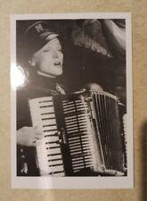 carte postale Marlène Dietrich Témoin à charge