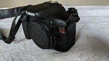 Canon EOS Rebel T2i 18 MP Digital SLR Camera - Black (Body Only)
