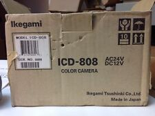 Ikegami Color Digital Video Camera PN: ICD-808