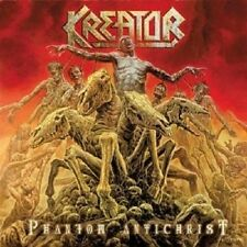 KREATOR - PHANTOM ANTICHRIST  CD++++++++++10 TRACKS THRASH METAL++++++ NEU