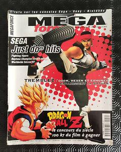 Magazine MEGA Force N°54 11-12/96 Sega Sony Nintendo Jeux vidéo RETRO