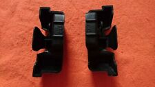 SMART ROADSTER SOFT TOP TARGA ROOF BARS STORAGE BRACKETS PAIR SPARES FITS BRABUS