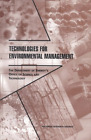 Cger-Technologies For Environmental Mana BOOK NUOVO