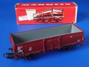 MARKLIN H0 - 4602 - OPEN GOODS TRUCK / BOX - EXC