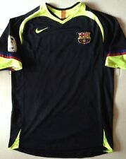 MAILLOT - JERSEY NIKE FC BARCELONE - N°9 ETO'O // TAILLE XL