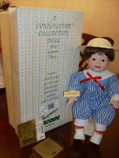 Seymour Mann Porcelain Boy Doll by Michele Severino Le Signature Series 1992