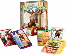 There's a Moose in the House Card Game by Gamewright, for 2-5 players age 8+
